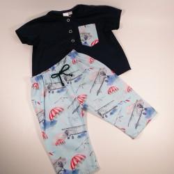 Pyjama Pantalon