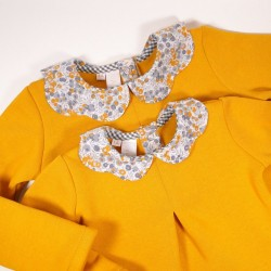 Sweat Ocre col Liberty
