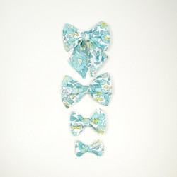 **Mini** Barrette Noeud...