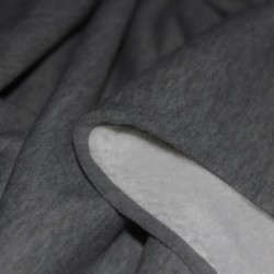 Sweat gris anthracite chiné...
